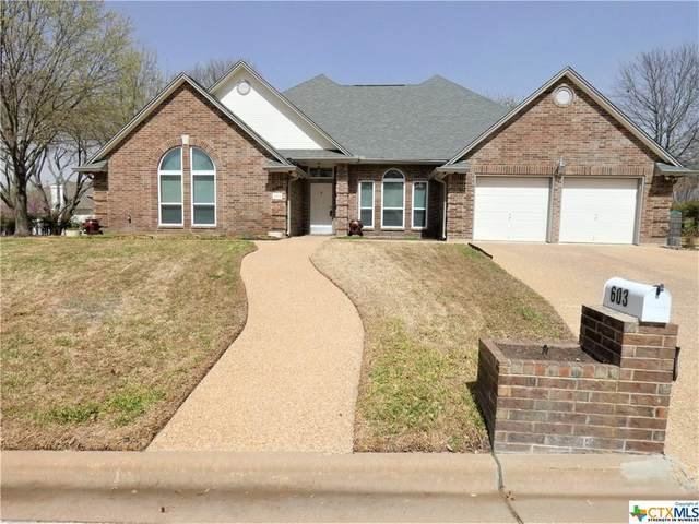 603 Gazelle Trail, Harker Heights, TX 76548 (MLS #433947) :: The Zaplac Group