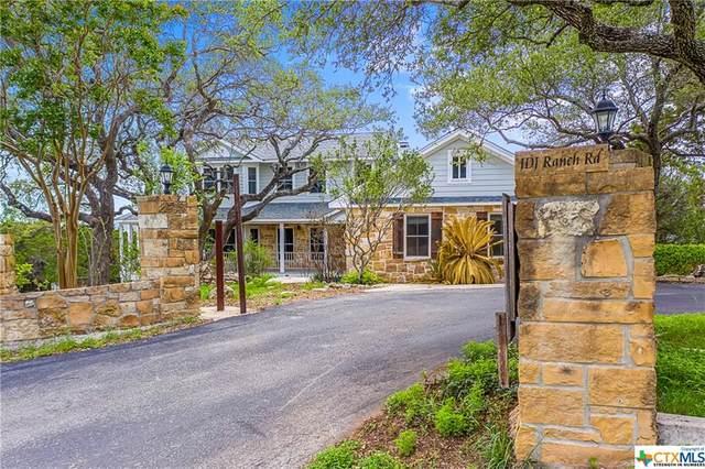 1247 Jdj Drive, New Braunfels, TX 78132 (MLS #436524) :: Texas Real Estate Advisors