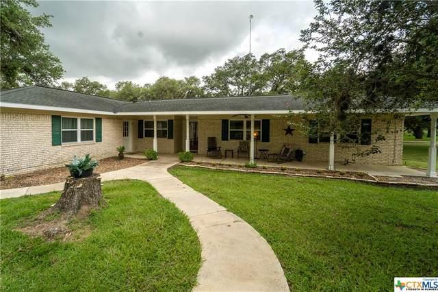 1768 Berger Road, Goliad, TX 77963 (MLS #445706) :: RE/MAX Land & Homes