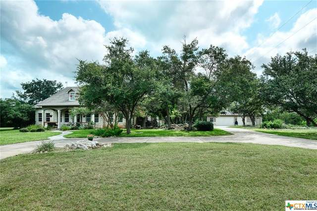 1505 Jennings Branch Road, Georgetown, TX 78633 (MLS #446171) :: The Real Estate Home Team