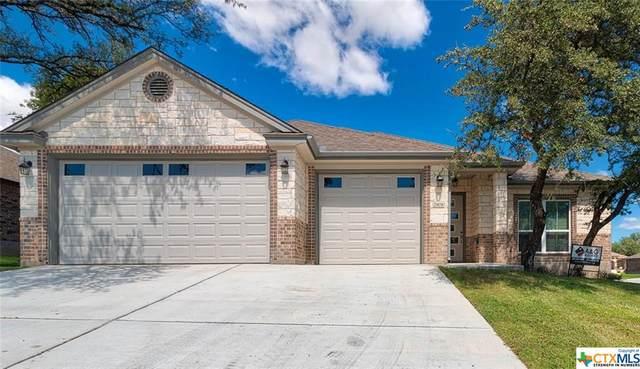 7908 Preston Hollow Drive, Killeen, TX 76542 (MLS #446835) :: RE/MAX Family