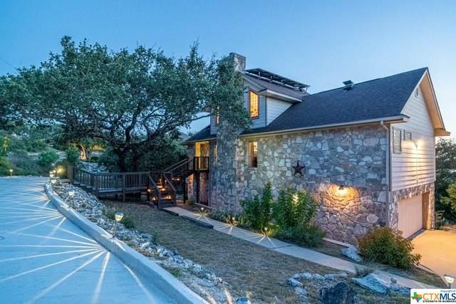 1136 Cougar Drive, Canyon Lake, TX 78133 (MLS #450377) :: The Real Estate Home Team