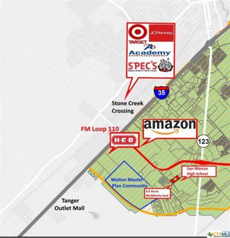 0 S Old Bastrop Highway, San Marcos, TX 78666 (MLS #301975) :: RE/MAX Land & Homes