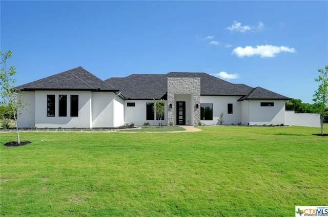 1039 Ferguson Mill Road, Salado, TX 76571 (MLS #398065) :: The Real Estate Home Team