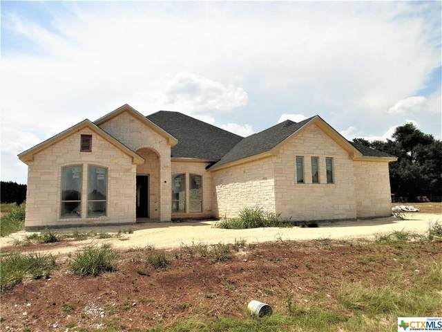 124 Cumberland, Belton, TX 76513 (MLS #404573) :: The Real Estate Home Team