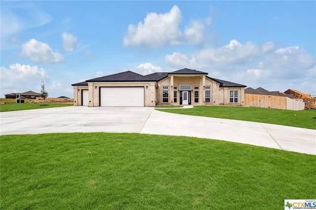 8125 Green Hill, Salado, TX 76571 (MLS #412323) :: The Real Estate Home Team