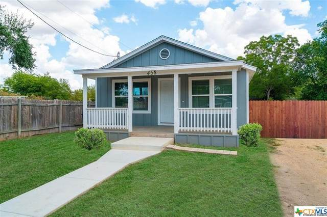 458 Seele Street, New Braunfels, TX 78130 (MLS #413077) :: The Zaplac Group