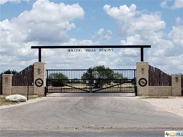 LOT 47 Longview Dr., Burnet, TX 78611 (MLS #413463) :: Neal & Neal Team