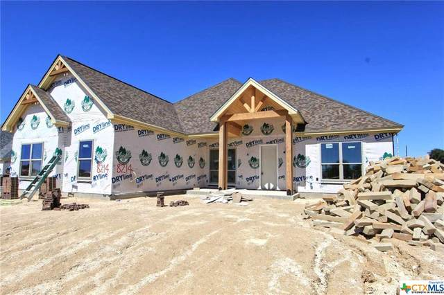 8214 Collins Creek Drive, Salado, TX 76571 (MLS #415318) :: Kopecky Group at RE/MAX Land & Homes