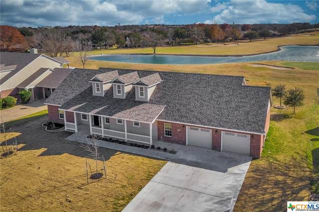 2017 Bluff, Salado, TX 76571 (MLS #420664) :: Berkshire Hathaway HomeServices Don Johnson, REALTORS®