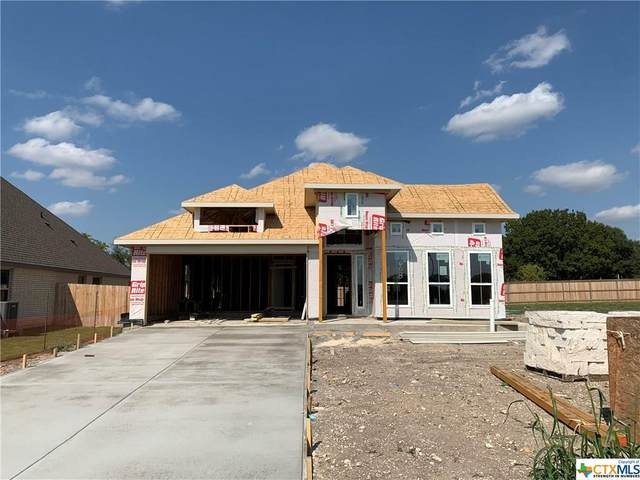 1608 Crooked Tree Drive, Temple, TX 76502 (MLS #421601) :: Kopecky Group at RE/MAX Land & Homes