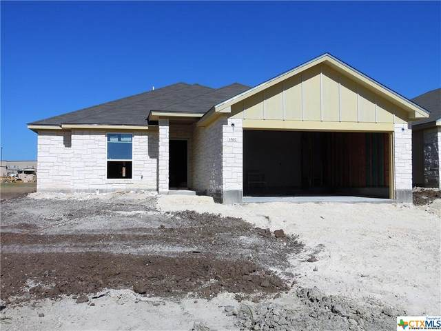 1502 Black Kettle, Temple, TX 76502 (MLS #422734) :: RE/MAX Family