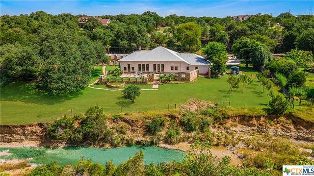 340 Barton Ranch Road, Dripping Springs, TX 78620 (MLS #446273) :: Texas Real Estate Advisors