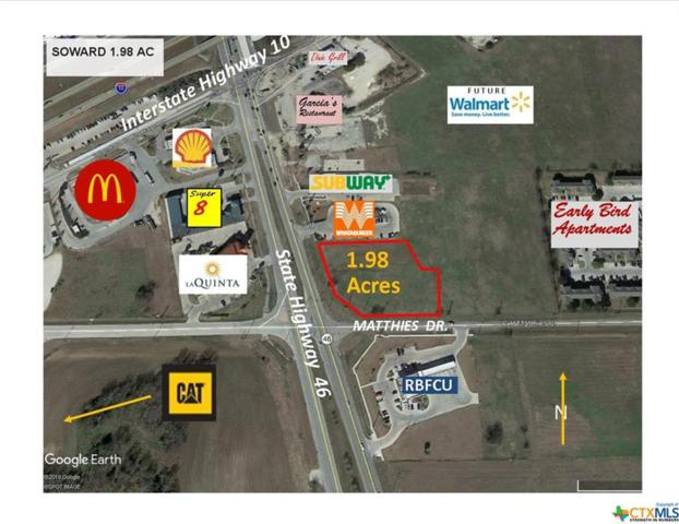 1.98 Ac S Hwy 46 Highway, Seguin, TX 78155 (MLS #343845) :: The Real Estate Home Team