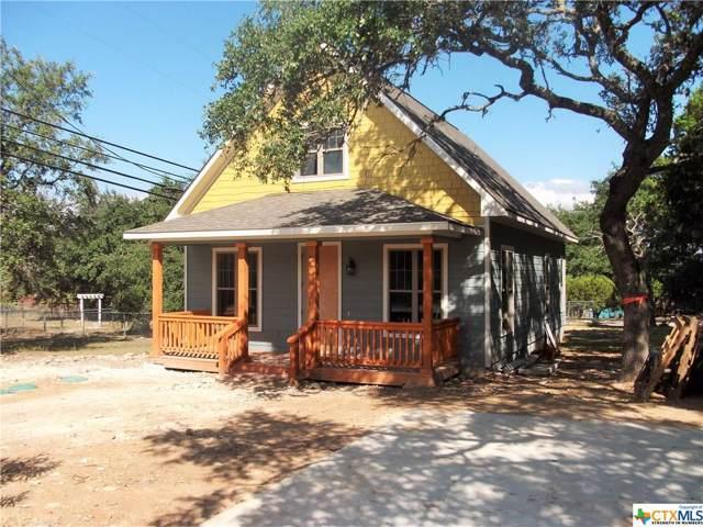 551 Hampton, Canyon Lake, TX 78133 (MLS #374333) :: Vista Real Estate