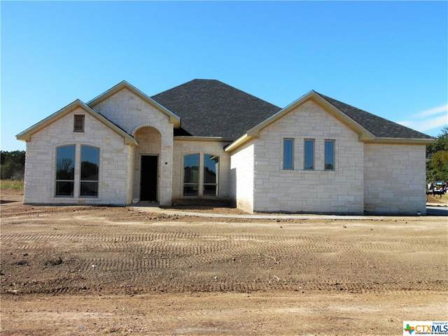 124 Cumberland, Belton, TX 76513 (MLS #404573) :: The Zaplac Group