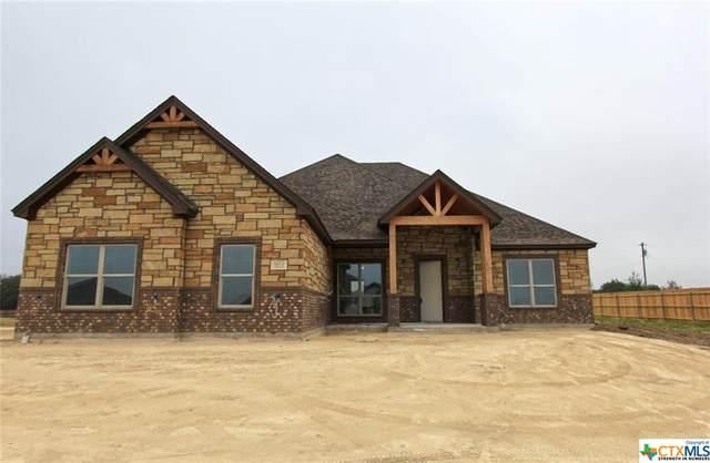 8214 Collins Creek Drive, Salado, TX 76571 (MLS #415318) :: RE/MAX Family