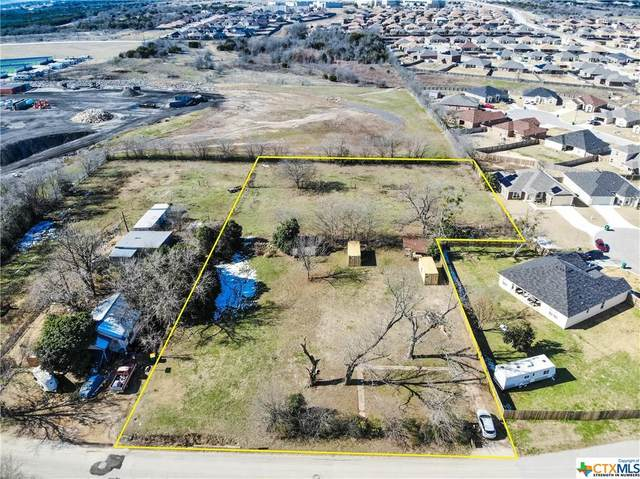 2451 S Connell Street, Belton, TX 76513 (MLS #428872) :: The Barrientos Group
