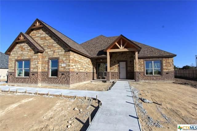 8214 Collins Creek Drive, Salado, TX 76571 (MLS #415318) :: The Real Estate Home Team