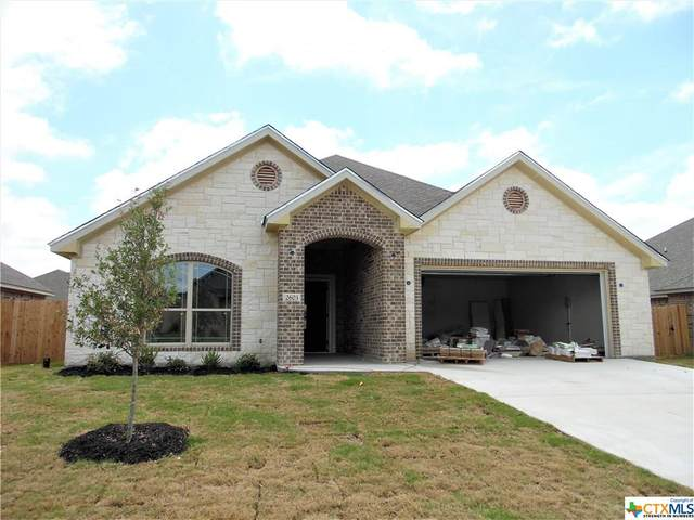 2603 Emerald Dove, Temple, TX 76502 (MLS #399227) :: HergGroup San Antonio Team