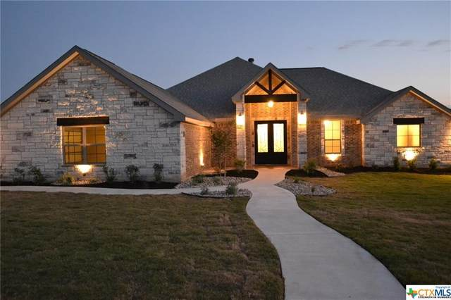 8219 Collins Creek Drive, Salado, TX 76571 (MLS #398839) :: Brautigan Realty