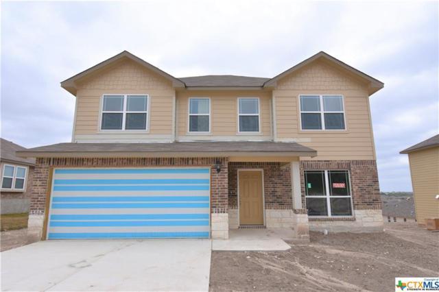 3811 Flatrock Mountain Drive, Killeen, TX 76549 (MLS #8219512) :: Erin Caraway Group