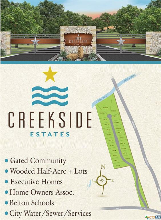 607 Creekside Drive, Belton, TX 76513 (MLS #314285) :: Magnolia Realty