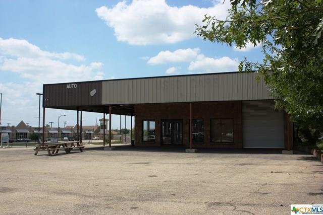 2120 E Rancier, Killeen, TX 76541 (MLS #330343) :: RE/MAX Land & Homes