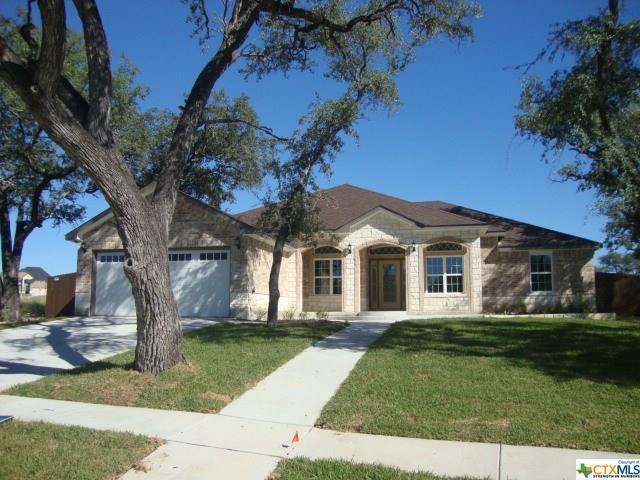 7700 Pyrite Drive, Killeen, TX 76542 (MLS #331586) :: The Suzanne Kuntz Real Estate Team