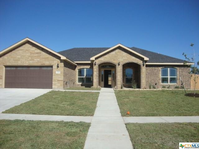 7708 Pyrite Drive, Killeen, TX 76542 (MLS #331590) :: Erin Caraway Group