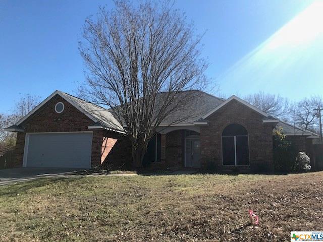 705 Bluebonnet, Harker Heights, TX 76548 (MLS #333755) :: Berkshire Hathaway HomeServices Don Johnson, REALTORS®