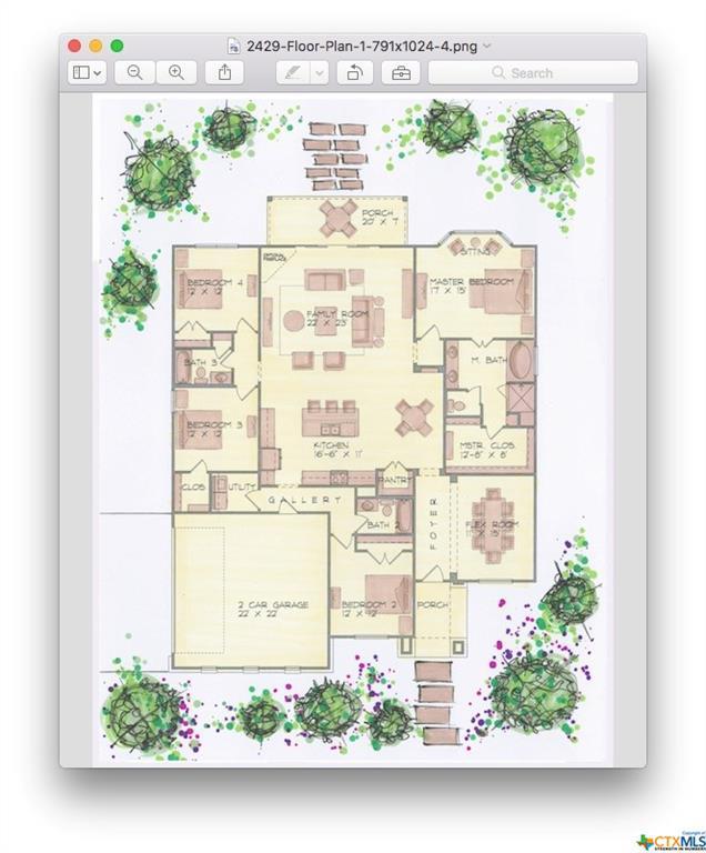 234 Bindweed, Spring Branch, TX 78070 (MLS #335804) :: Berkshire Hathaway HomeServices Don Johnson, REALTORS®