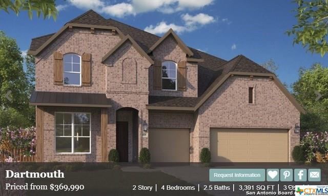 952 Carriage Loop, New Braunfels, TX 78132 (MLS #336866) :: Magnolia Realty