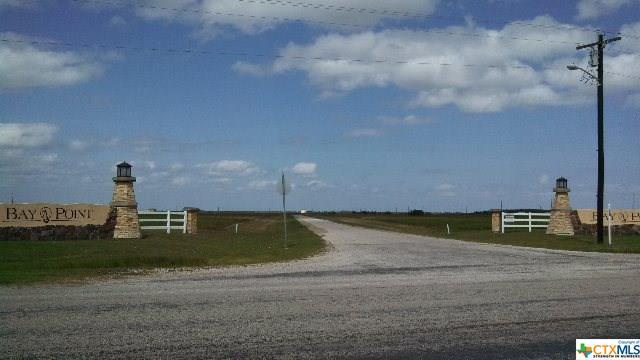 Lot 7 Bay Point, Port Lavaca, TX 77979 (MLS #337195) :: RE/MAX Land & Homes