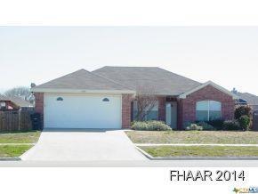 3306 Littleleaf Drive Drive, Killeen, TX 76549 (MLS #340359) :: The i35 Group