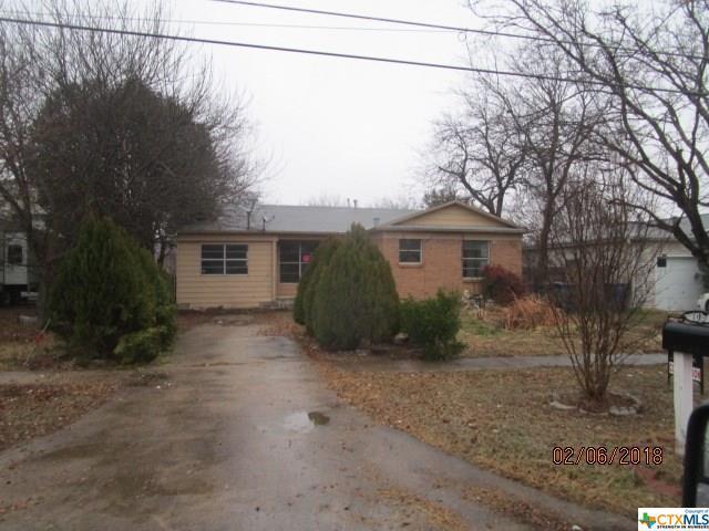 105 E Avenue A, Copperas Cove, TX 76522 (MLS #340960) :: The i35 Group