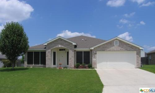 109 Snake Dance Drive, Harker Heights, TX 76548 (MLS #341047) :: The i35 Group