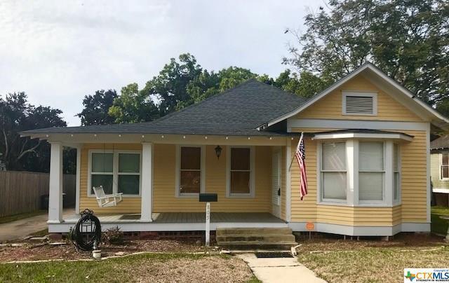 805 N Washington, Victoria, TX 77901 (MLS #343219) :: RE/MAX Land & Homes