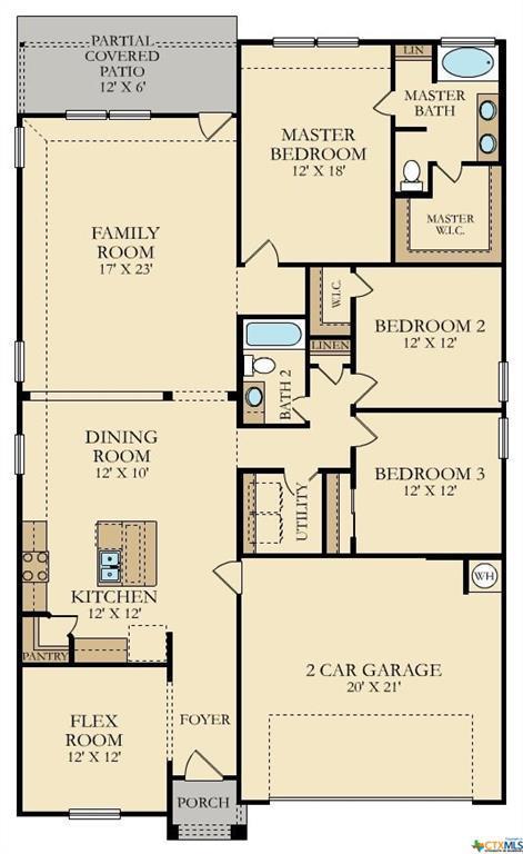 415 Agave Flats, New Braunfels, TX 78130 (MLS #344628) :: Berkshire Hathaway HomeServices Don Johnson, REALTORS®