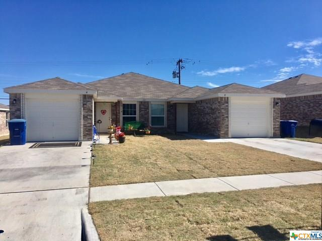 221 Gibson A-B, Copperas Cove, TX 76522 (MLS #345092) :: Erin Caraway Group