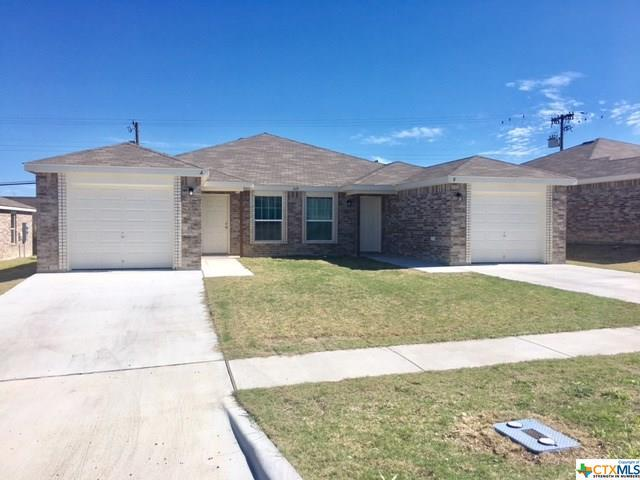 223 Gibson A-B, Copperas Cove, TX 76522 (MLS #345259) :: Erin Caraway Group