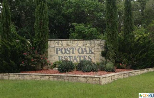 001 Post Oak Row, Inez, TX 77968 (MLS #349533) :: Kopecky Group at RE/MAX Land & Homes
