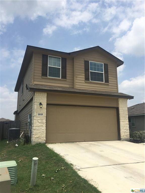 1018 Lauren Street, New Braunfels, TX 78130 (MLS #350237) :: The Suzanne Kuntz Real Estate Team
