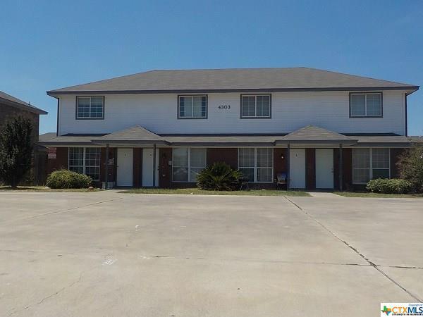 4303 Alan Kent Drive A, Killeen, TX 76549 (MLS #350332) :: The i35 Group