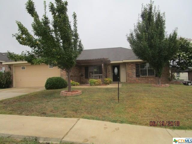 2004 Merle Drive, Copperas Cove, TX 76522 (MLS #350402) :: The i35 Group