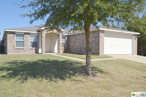 3409 Thunder Creek Drive, Killeen, TX 76549 (MLS #350804) :: The i35 Group