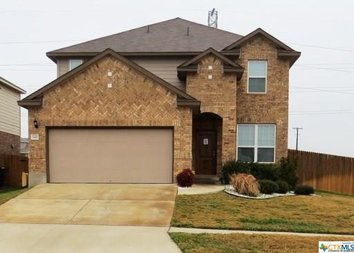 3417 Rusack, Killeen, TX 76542 (MLS #350828) :: The i35 Group
