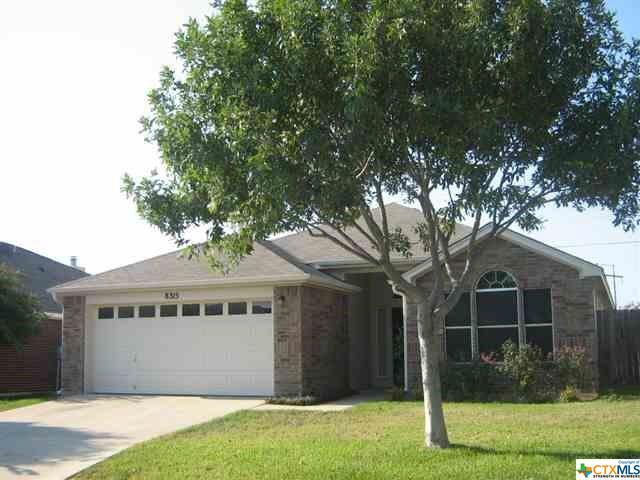 8315 Skyview, Temple, TX 76502 (MLS #350831) :: The i35 Group