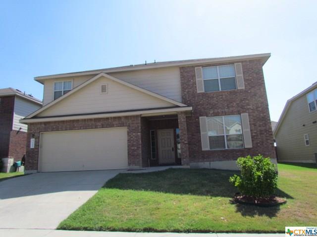 9008 Dunblane Drive, Killeen, TX 76542 (MLS #351856) :: The Suzanne Kuntz Real Estate Team