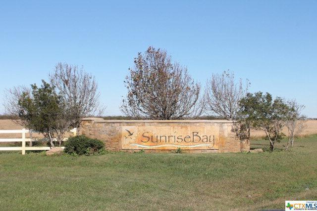 Lot 9 Sunrise Bay, Port Lavaca, TX 77979 (MLS #352177) :: Magnolia Realty